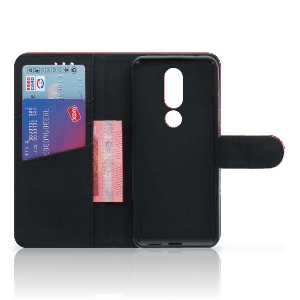 Nokia 7.1 Bookstyle Case Nederland
