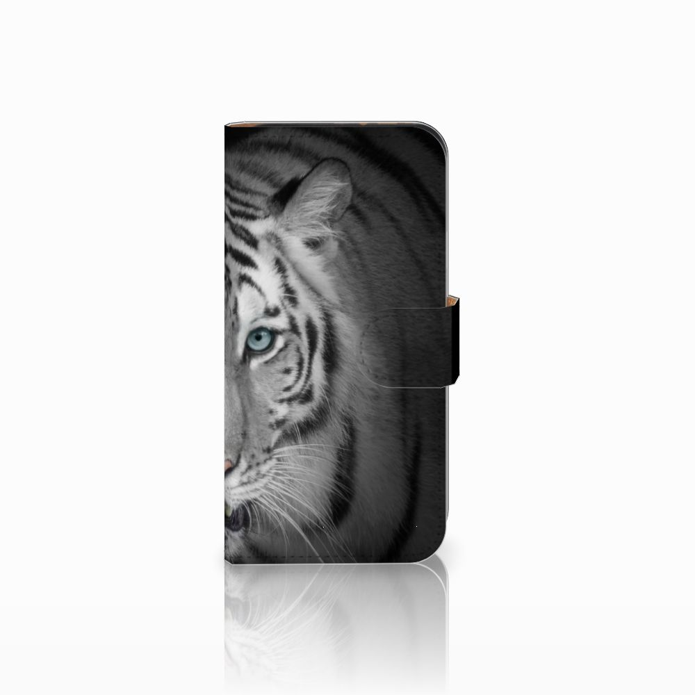 HTC One Mini 2 Uniek Boekhoesje Tijger