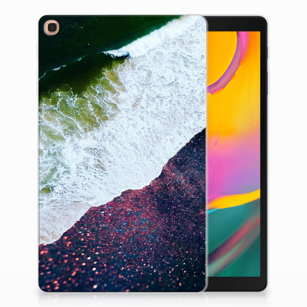 Samsung Galaxy Tab A 10.1 (2019) Back Cover Sea in Space