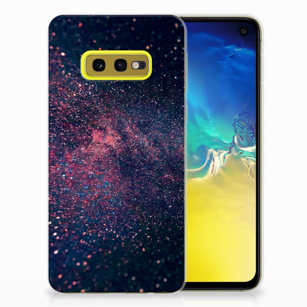 Samsung Galaxy S10e TPU Hoesje Stars