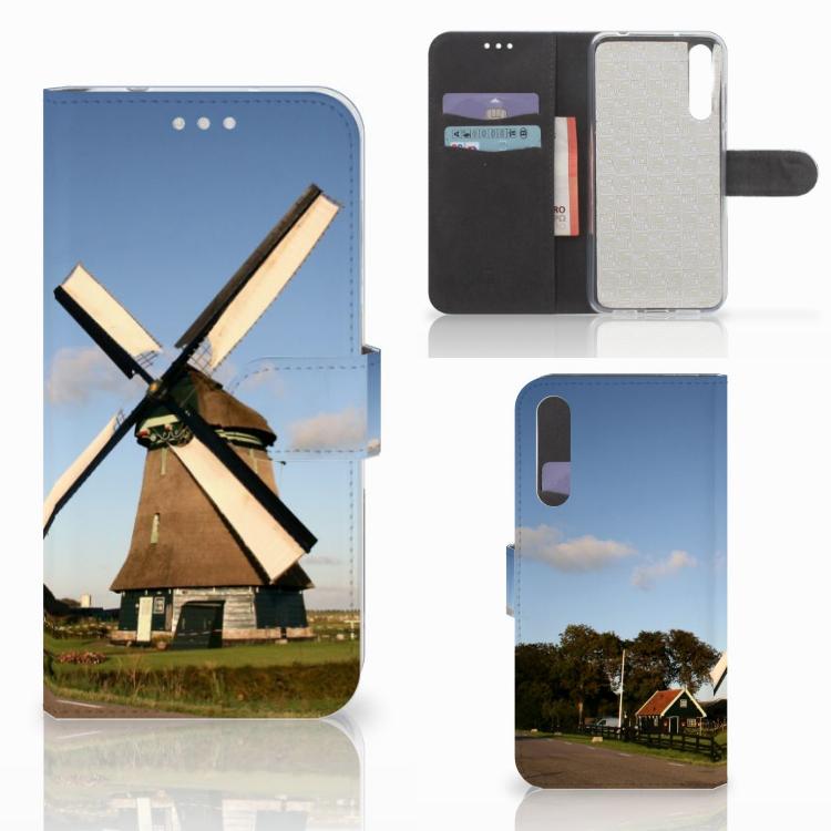 Huawei P20 Pro Flip Cover Molen