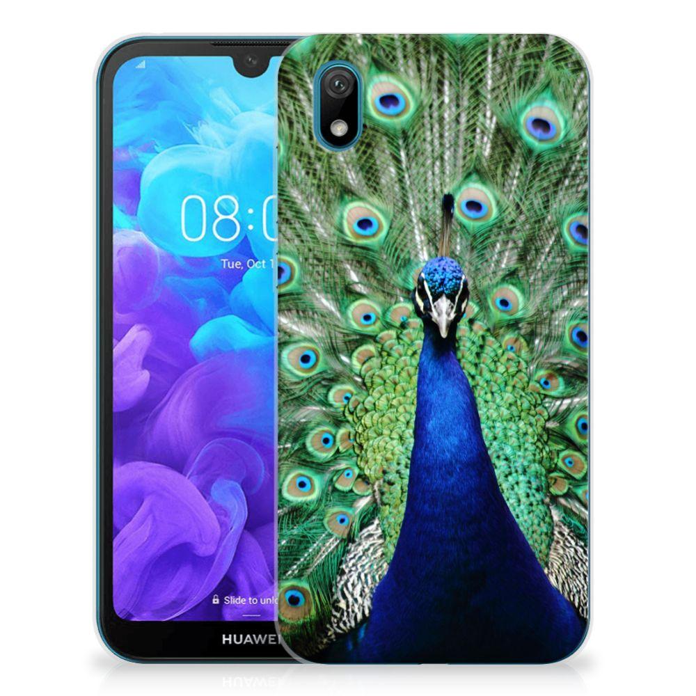 Huawei Y5 (2019) TPU Hoesje Pauw