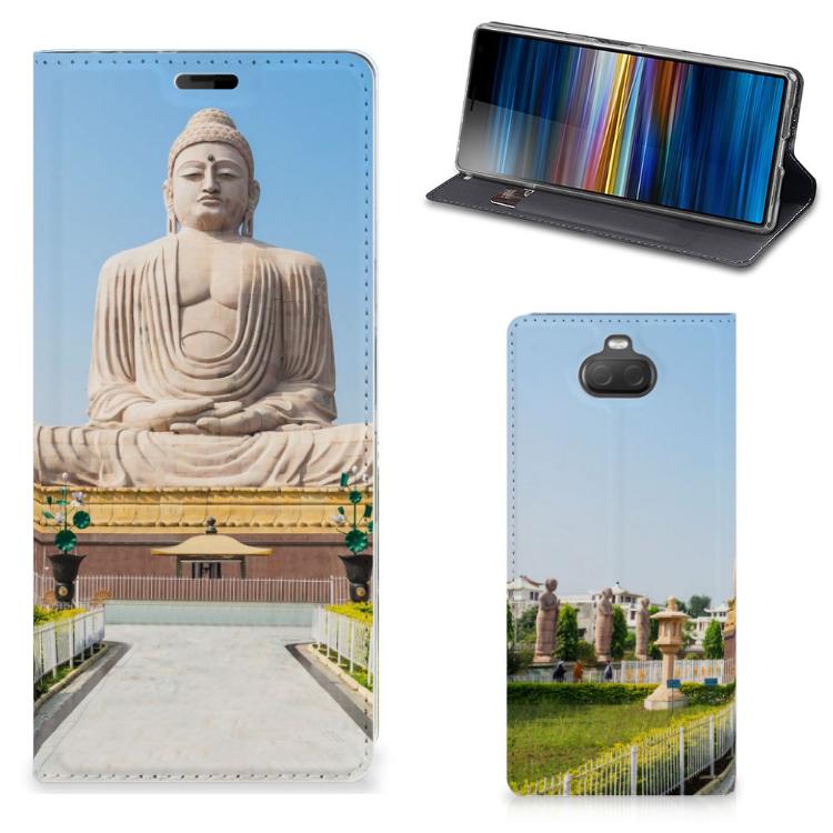Sony Xperia 10 Plus Book Cover Boeddha