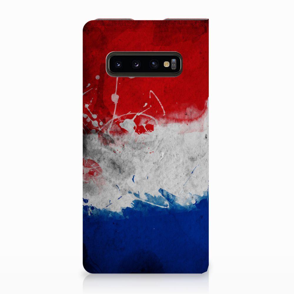 Samsung Galaxy S10 Plus Standcase Nederland