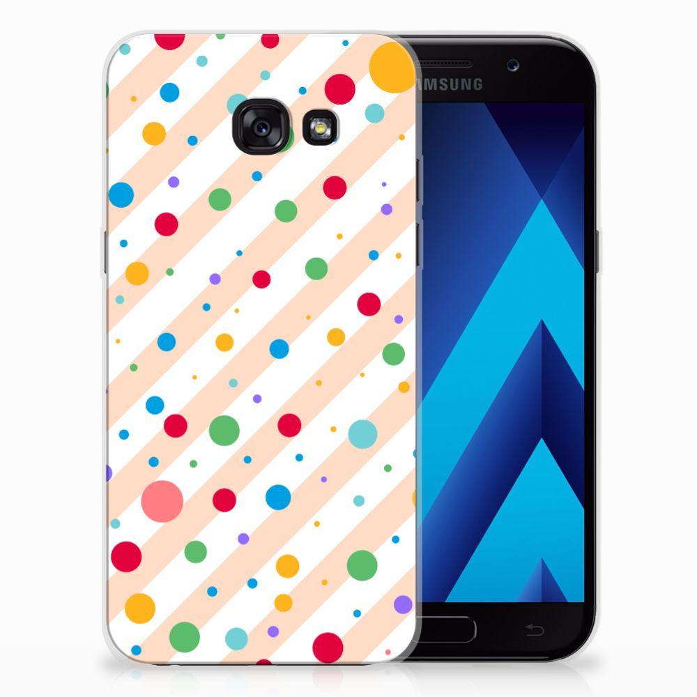 Samsung Galaxy A5 2017 TPU bumper Dots