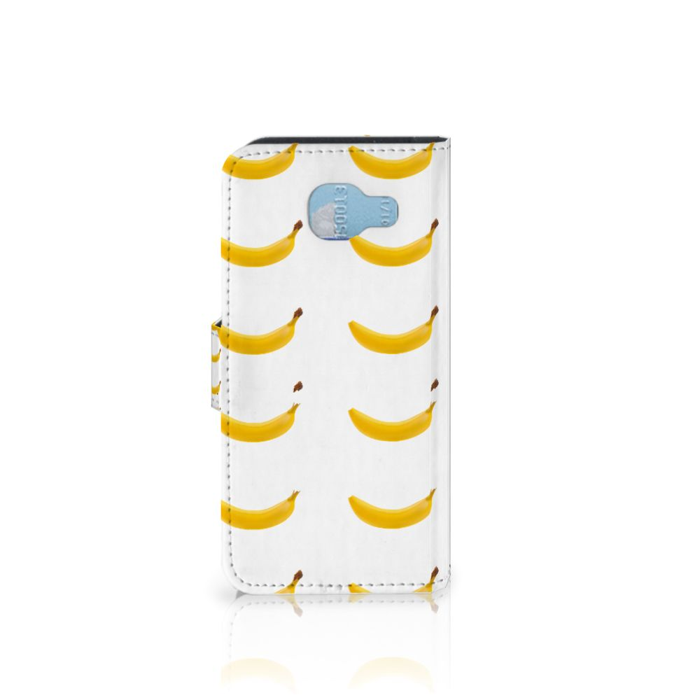 Samsung Galaxy A5 2016 Book Cover Banana