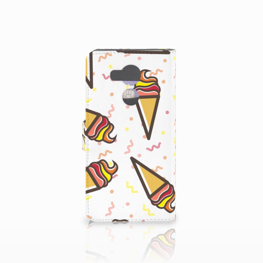 Huawei Mate 8 Book Cover Icecream