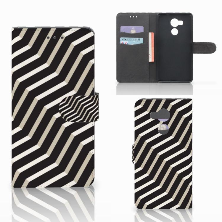 Huawei Mate 8 Bookcase Illusion