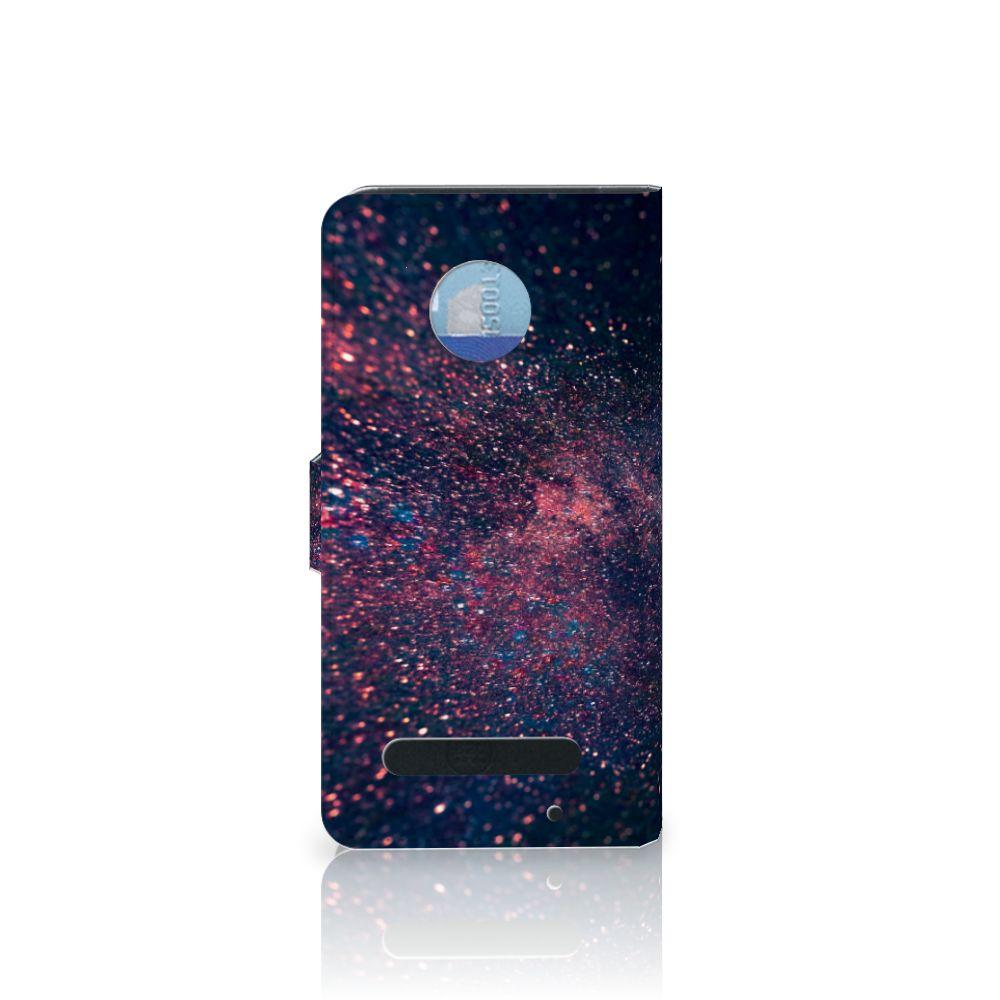 Motorola Moto Z2 Play Bookcase Stars