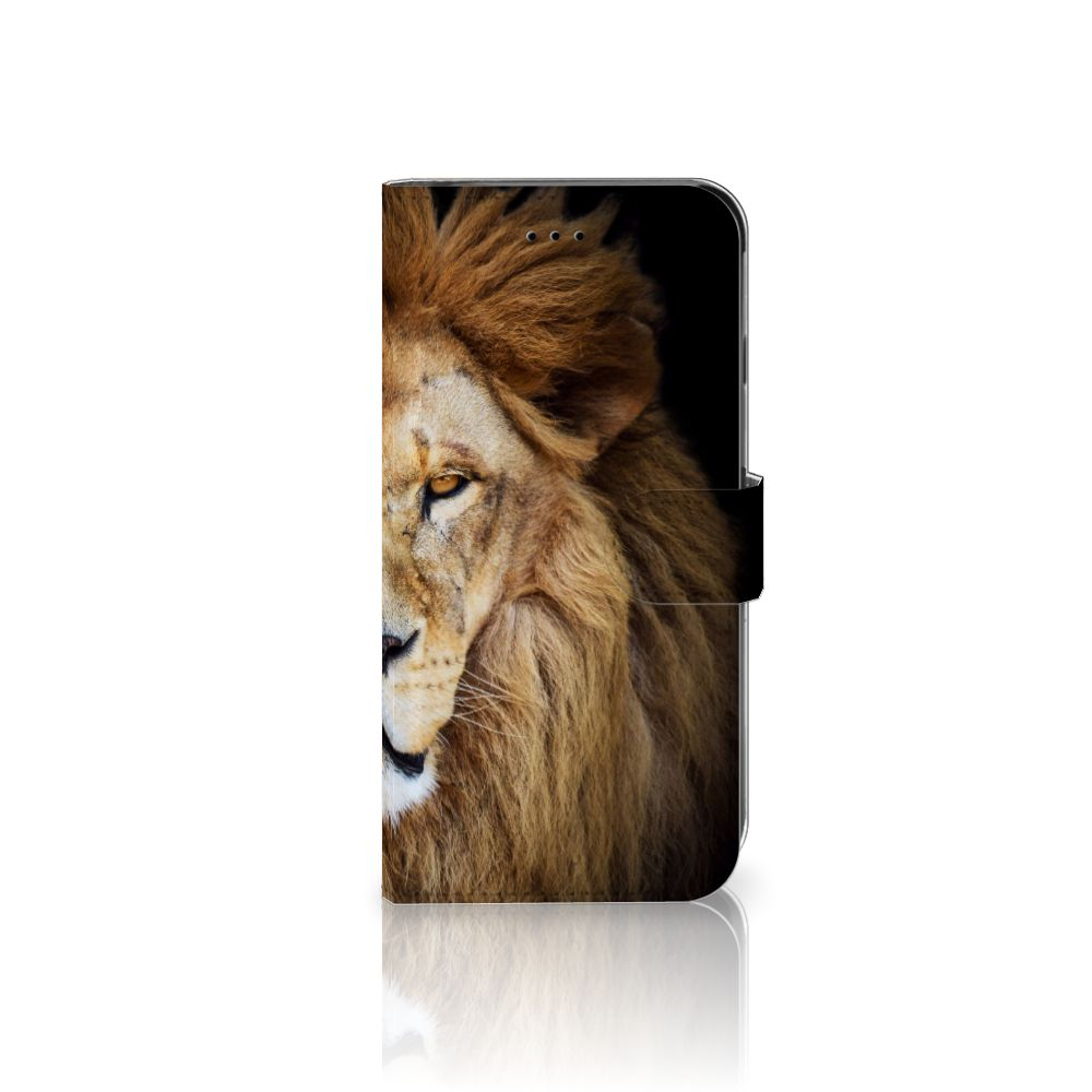Apple iPhone 6 Plus | 6s Plus Boekhoesje Design Leeuw