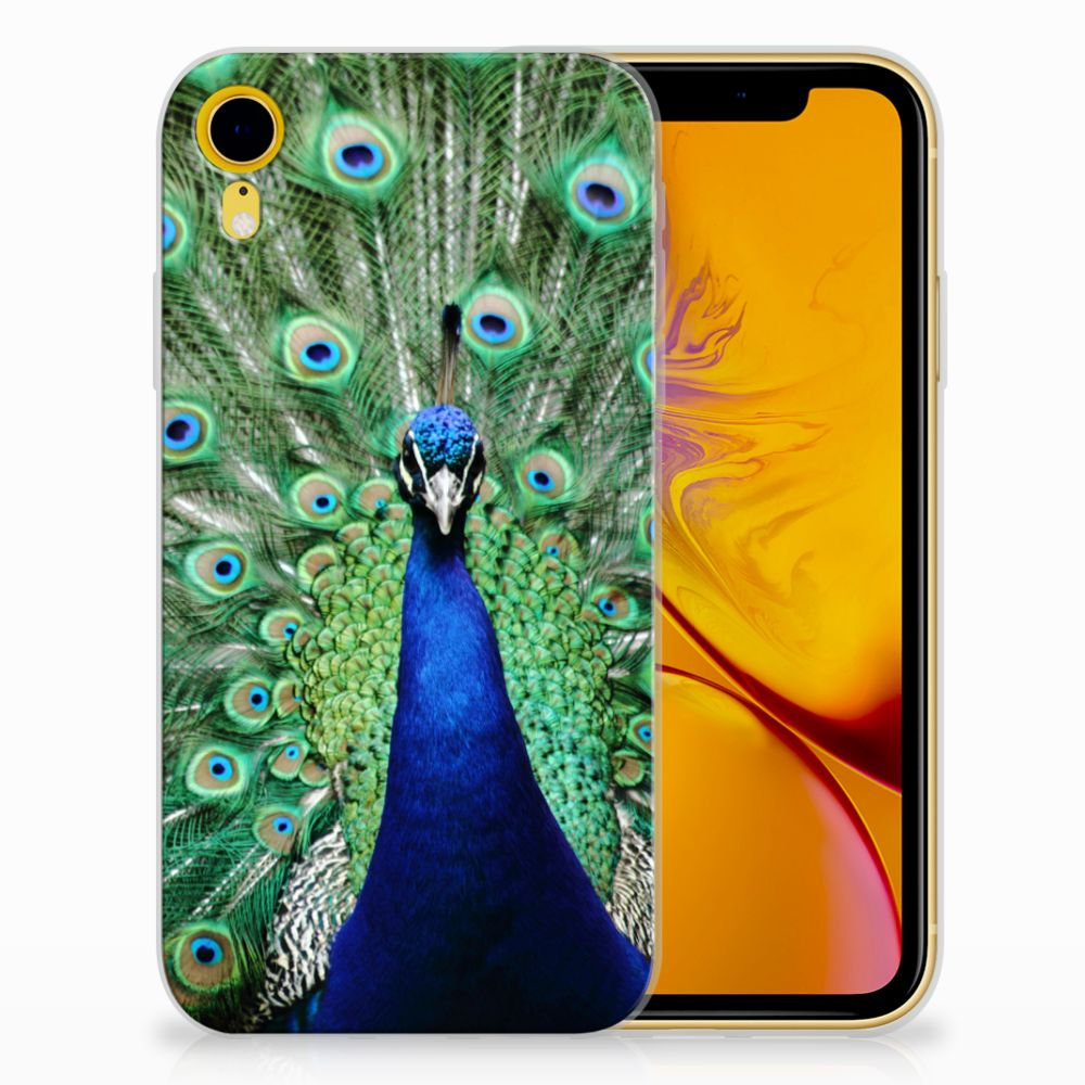 Apple iPhone Xr TPU Hoesje Design Pauw