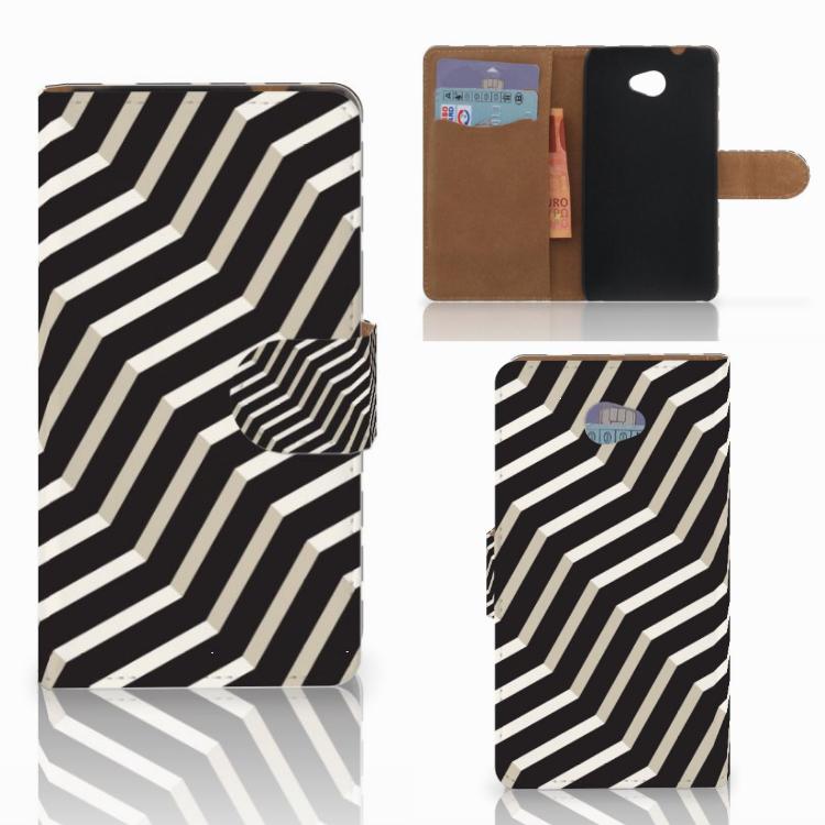 HTC Desire 601 Bookcase Illusion