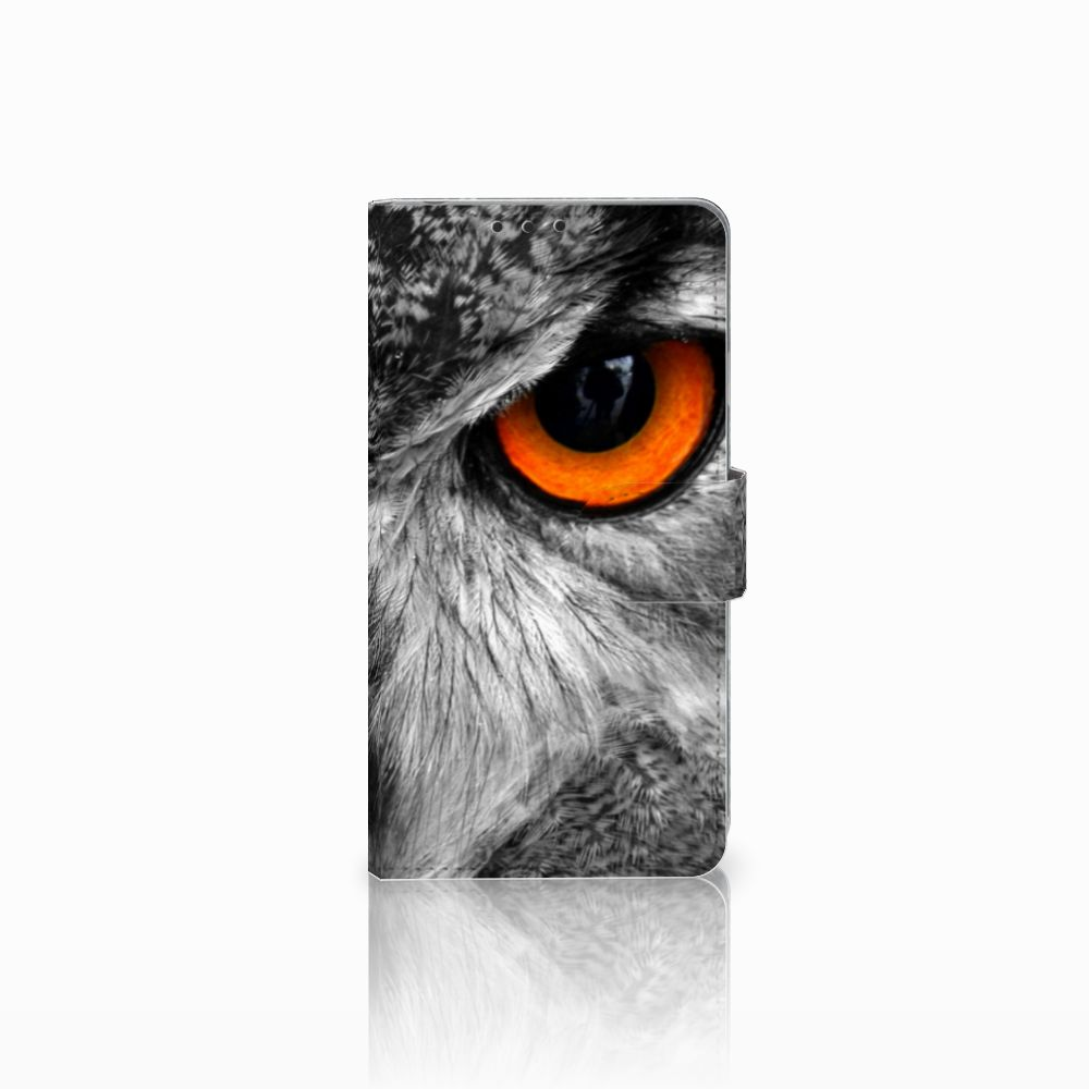 Sony Xperia Z1 Boekhoesje Design Uil