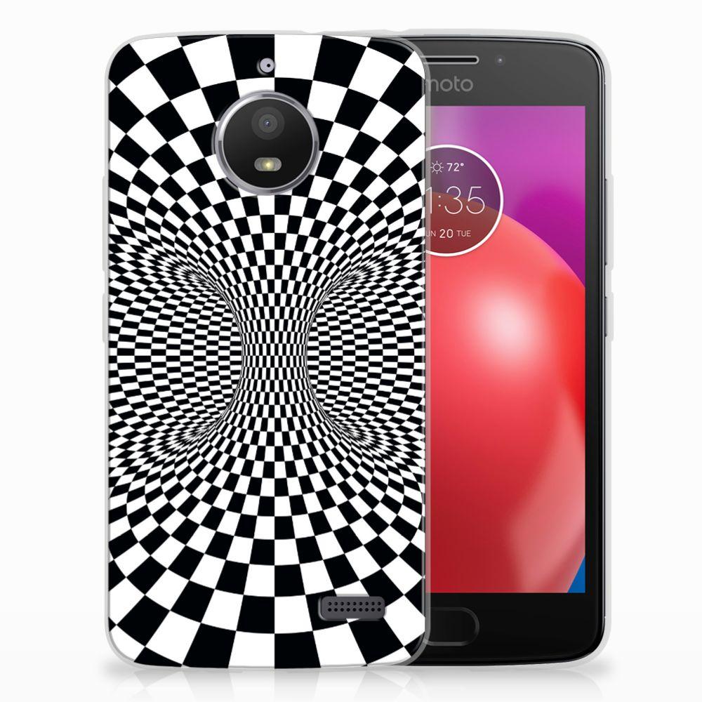 Motorola Moto E4 TPU Hoesje Illusie