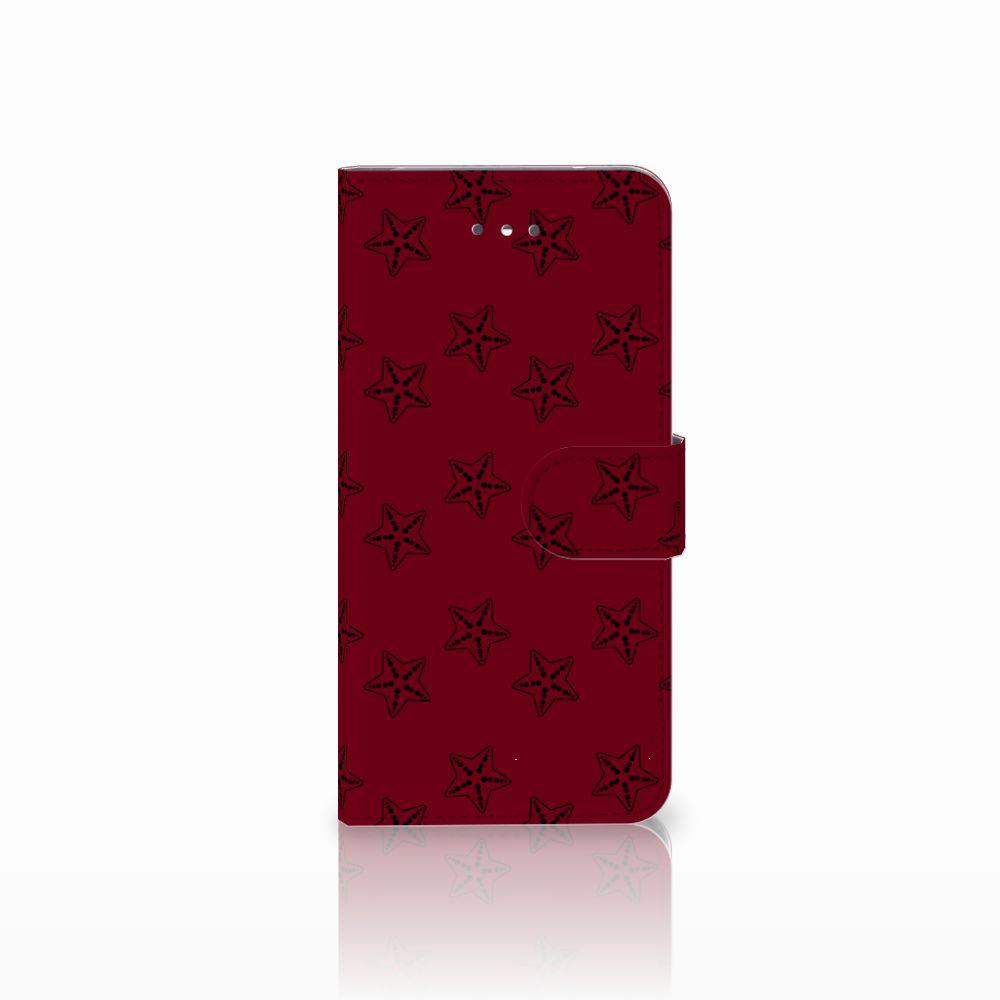 LG Nexus 5X Uniek Boekhoesje Sterren