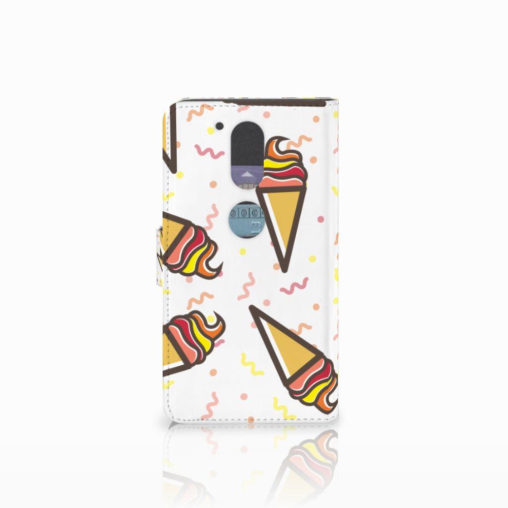 Motorola Moto G4 | G4 Plus Book Cover Icecream