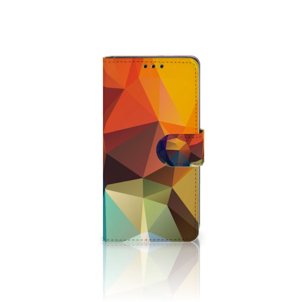 Sony Xperia Z5 | Z5 Dual Boekhoesje Design Polygon Color