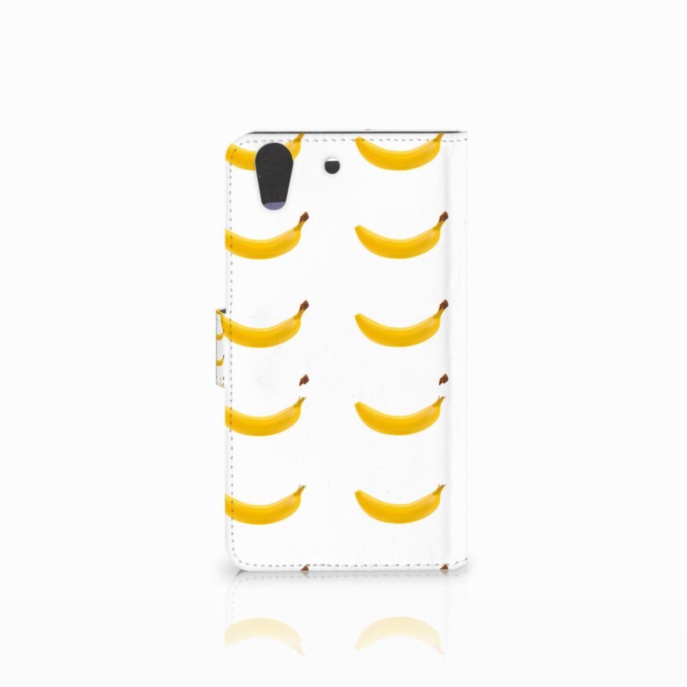 Huawei Y6 II | Honor 5A Book Cover Banana