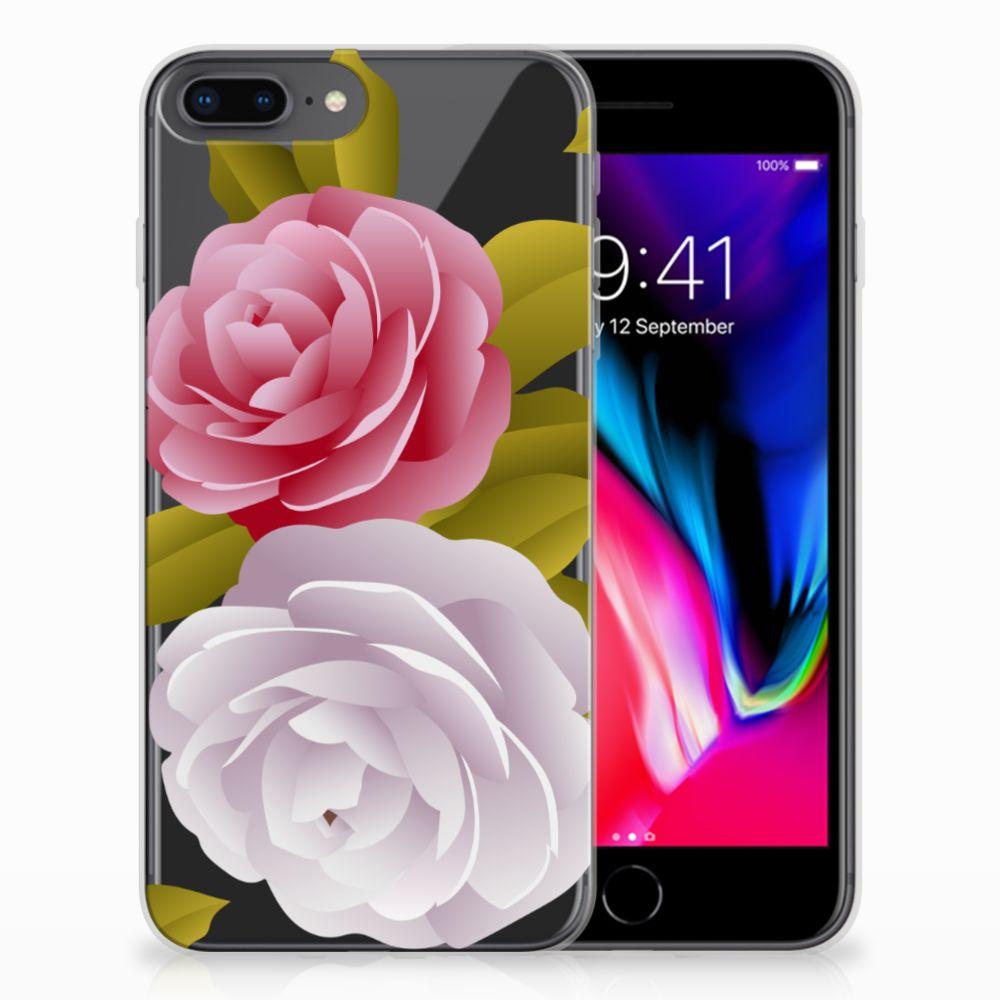 Apple iPhone 7 Plus | 8 Plus TPU Case Roses