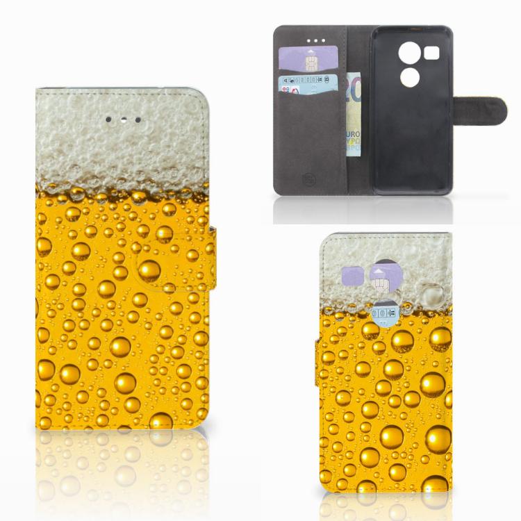 LG Nexus 5X Book Cover Bier