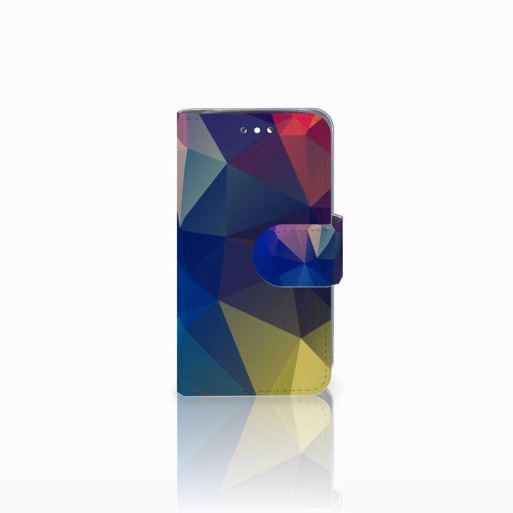 Huawei Y360 Bookcase Polygon Dark