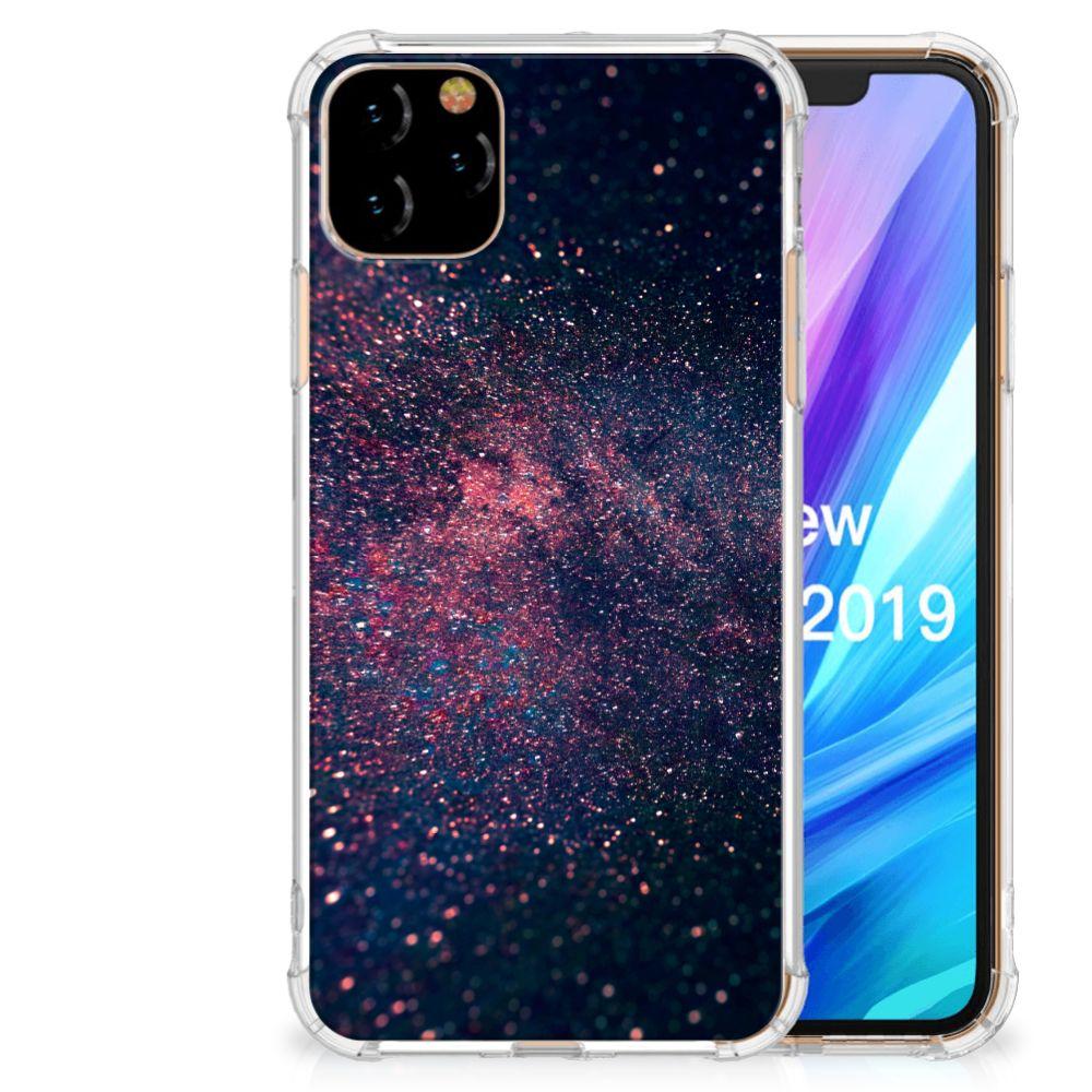 Apple iPhone 11 Pro Max Shockproof Case Stars