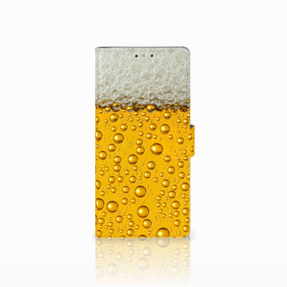 HTC U Ultra Uniek Boekhoesje Bier