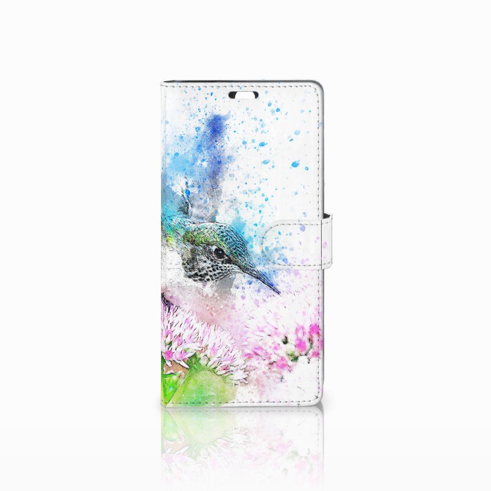 Sony Xperia C5 Ultra Boekhoesje Design Vogel