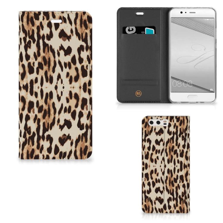 Huawei P10 Plus Hoesje maken Leopard