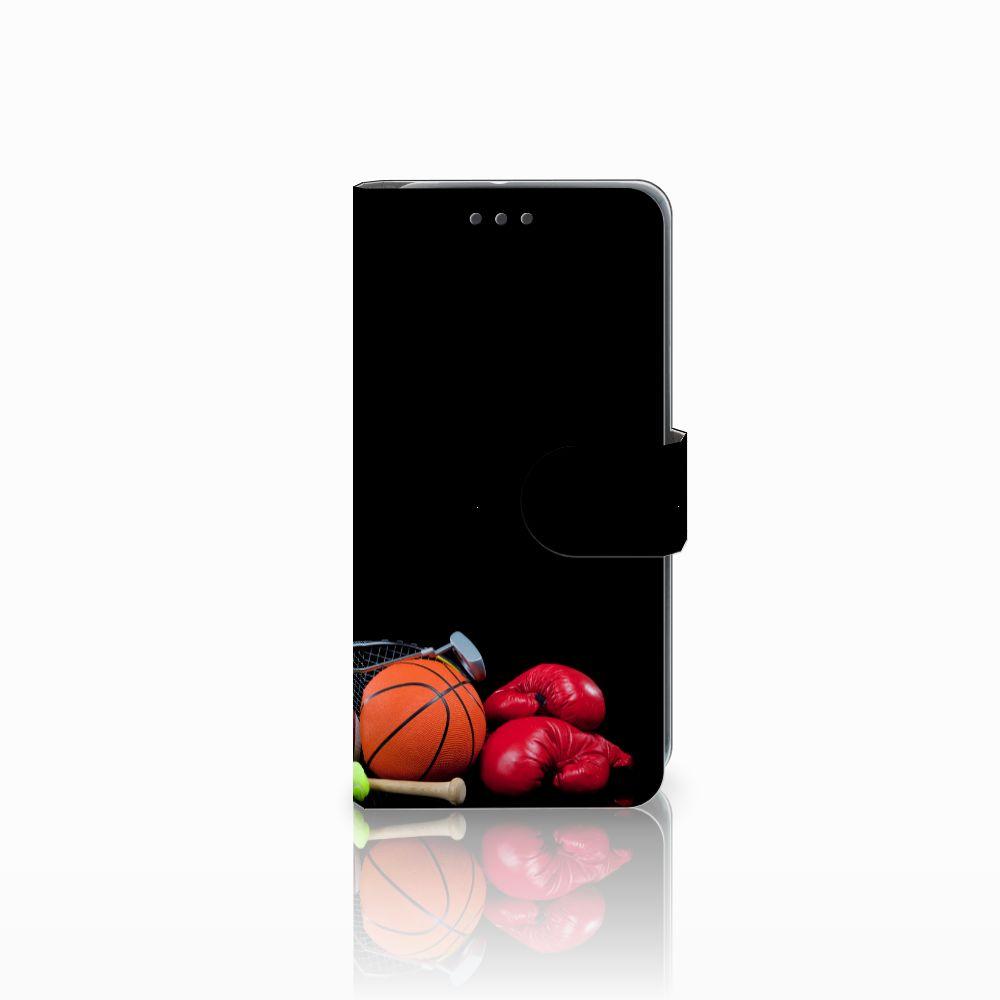 HTC U11 Life Boekhoesje Design Sports