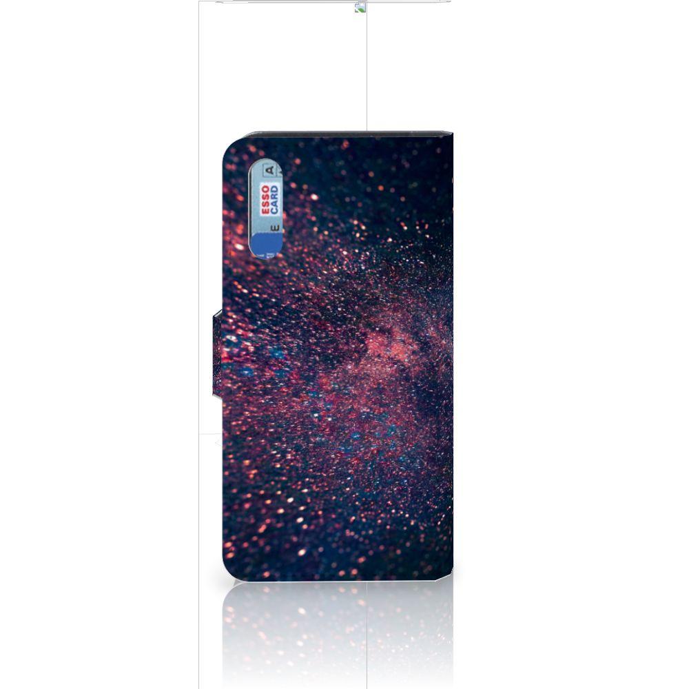Huawei P20 Bookcase Stars