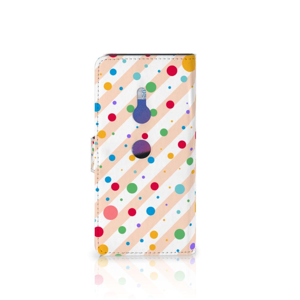 Sony Xperia XZ3 Telefoon Hoesje Dots