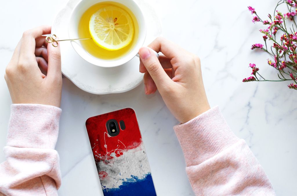 Samsung Galaxy J4 2018 Hoesje Nederland