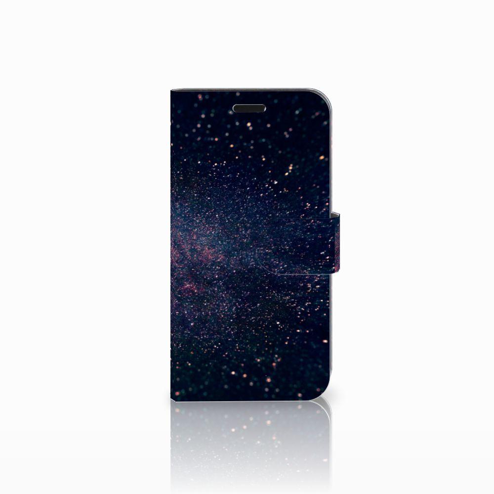 Huawei Nova Boekhoesje Design Stars
