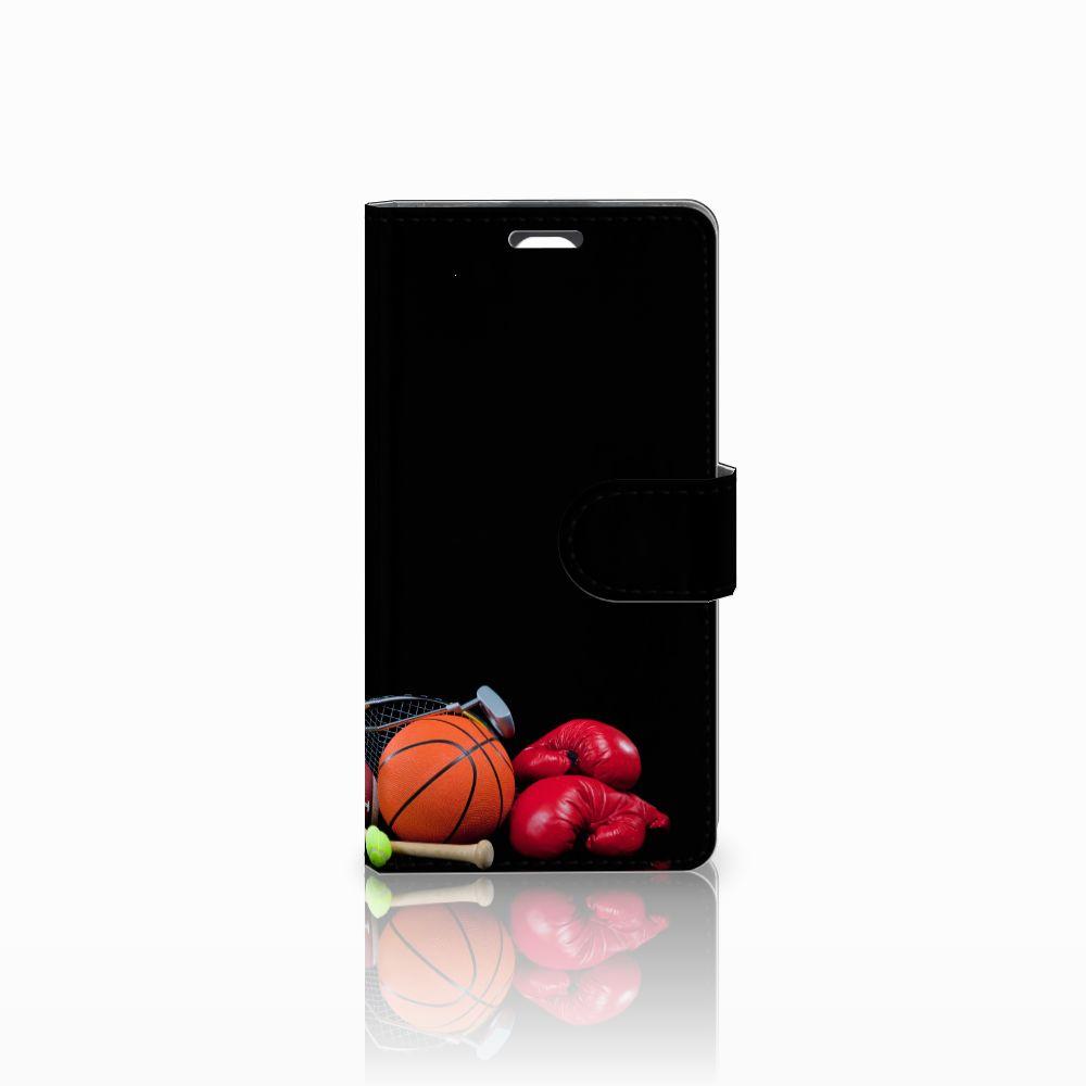 LG Magna | G4C Boekhoesje Design Sports