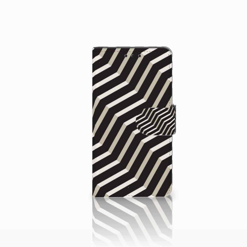 Huawei Y6 Pro 2017 Bookcase Illusion
