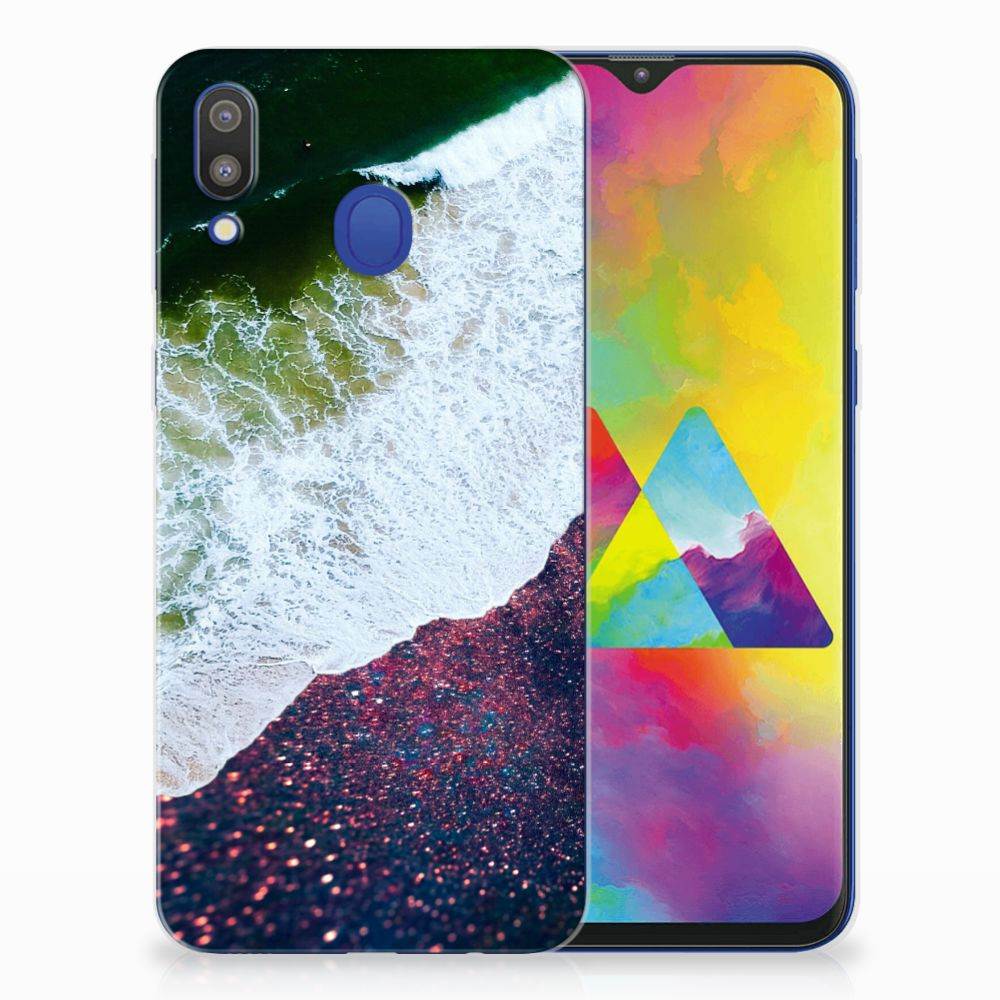 Samsung Galaxy M20 (Power) TPU Hoesje Sea in Space