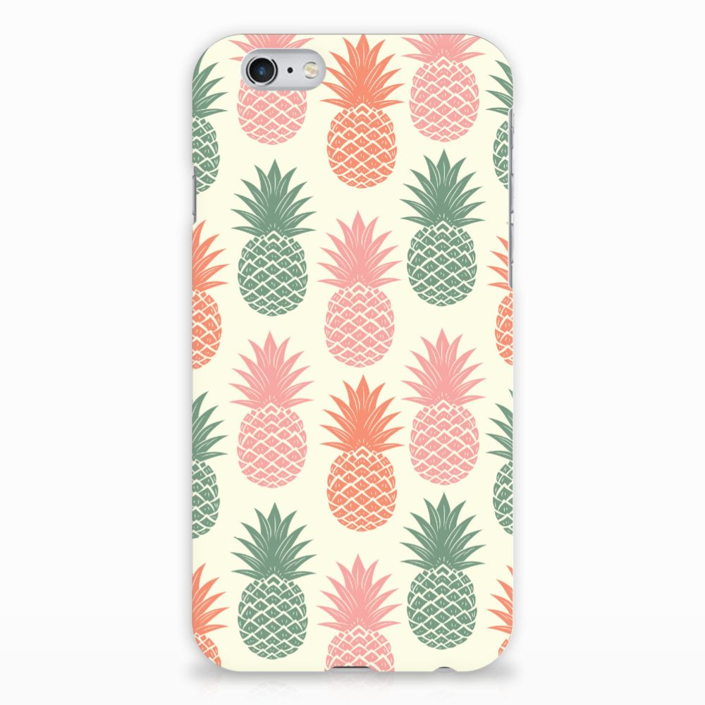 Apple iPhone 6 | 6s Hardcase Hoesje Design Ananas