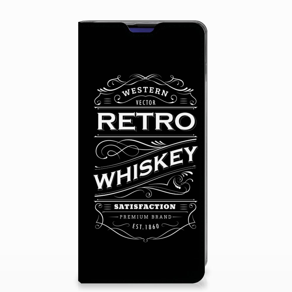 Samsung Galaxy S10 Flip Style Cover Whiskey