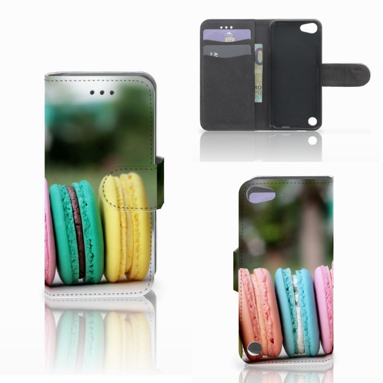 Apple iPod Touch 5 | 6 | iPod (2019) Book Cover Macarons