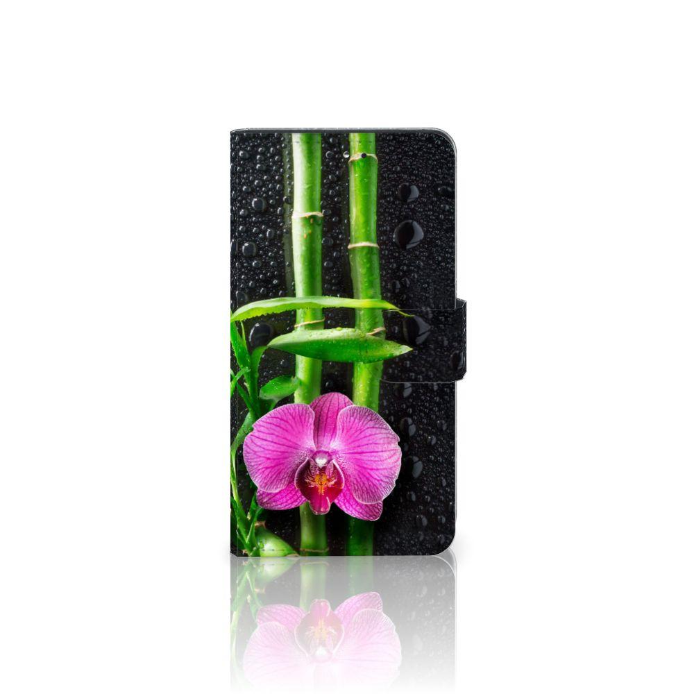 Nokia 6.1 (2018) Boekhoesje Design Orchidee