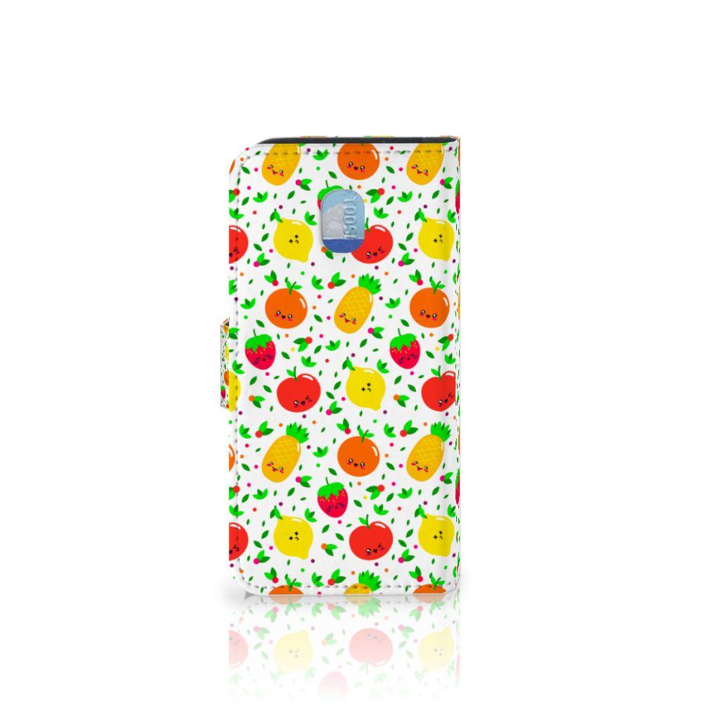 Samsung Galaxy J3 (2018) Book Cover Fruits