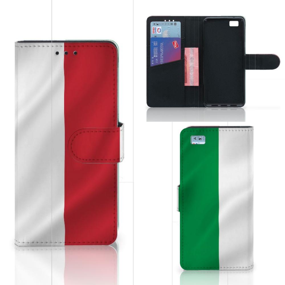 Huawei Ascend P8 Lite Bookstyle Case Italië