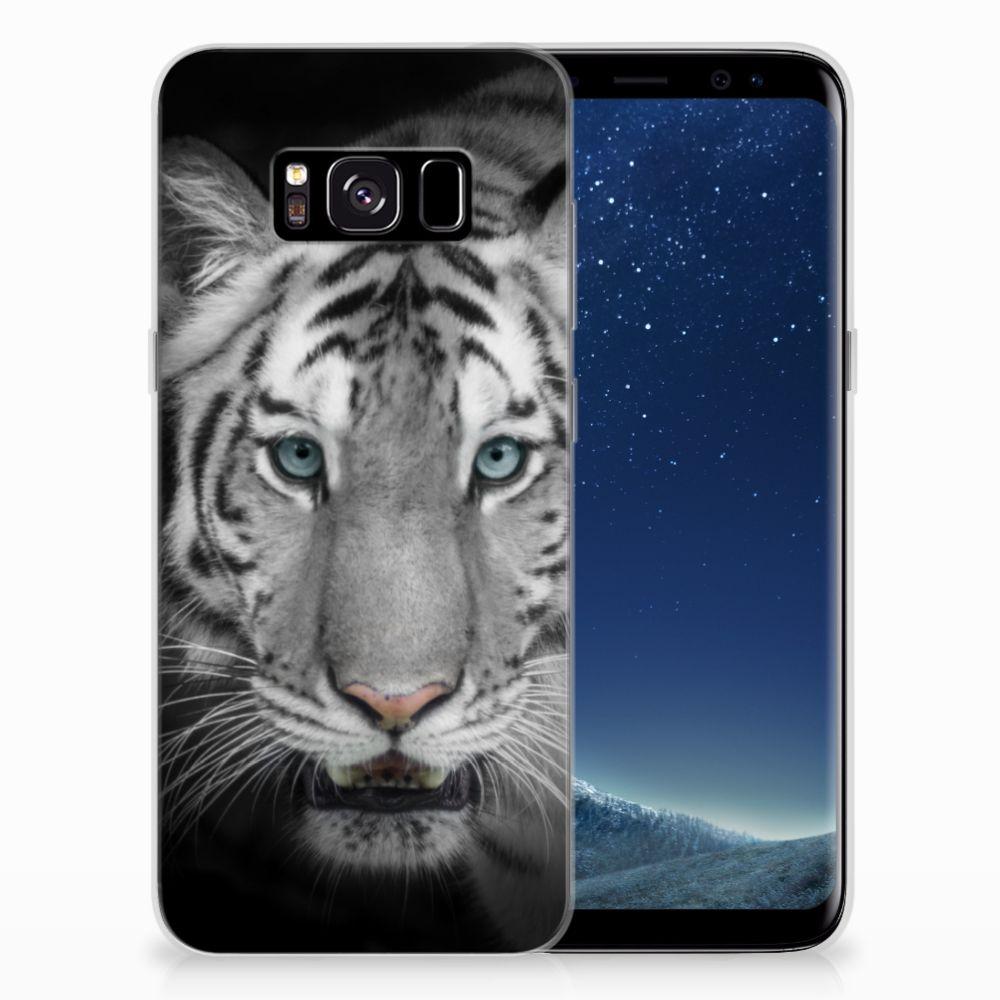Samsung Galaxy S8 TPU Hoesje Tijger