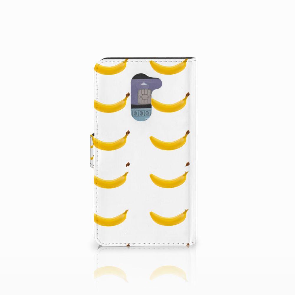 Huawei Honor 6X Book Cover Banana