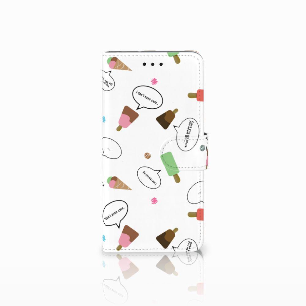 Motorola Moto G6 Boekhoesje Design IJsjes
