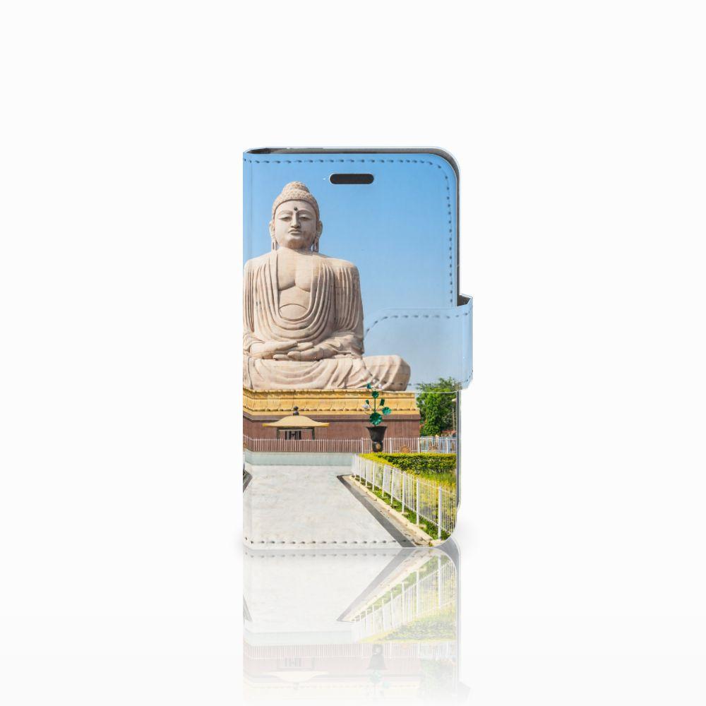 Nokia Lumia 520 Boekhoesje Design Boeddha