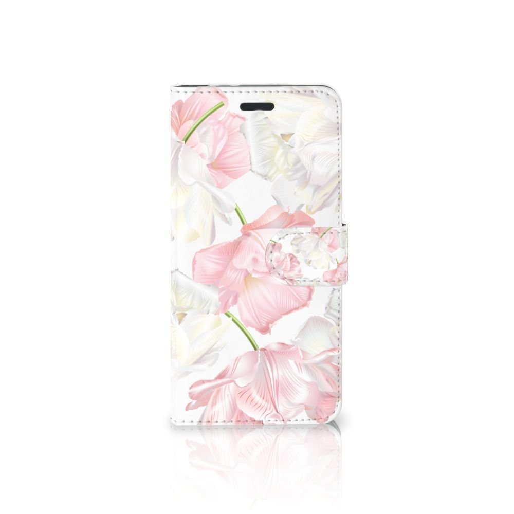 Motorola Moto Z Boekhoesje Design Lovely Flowers