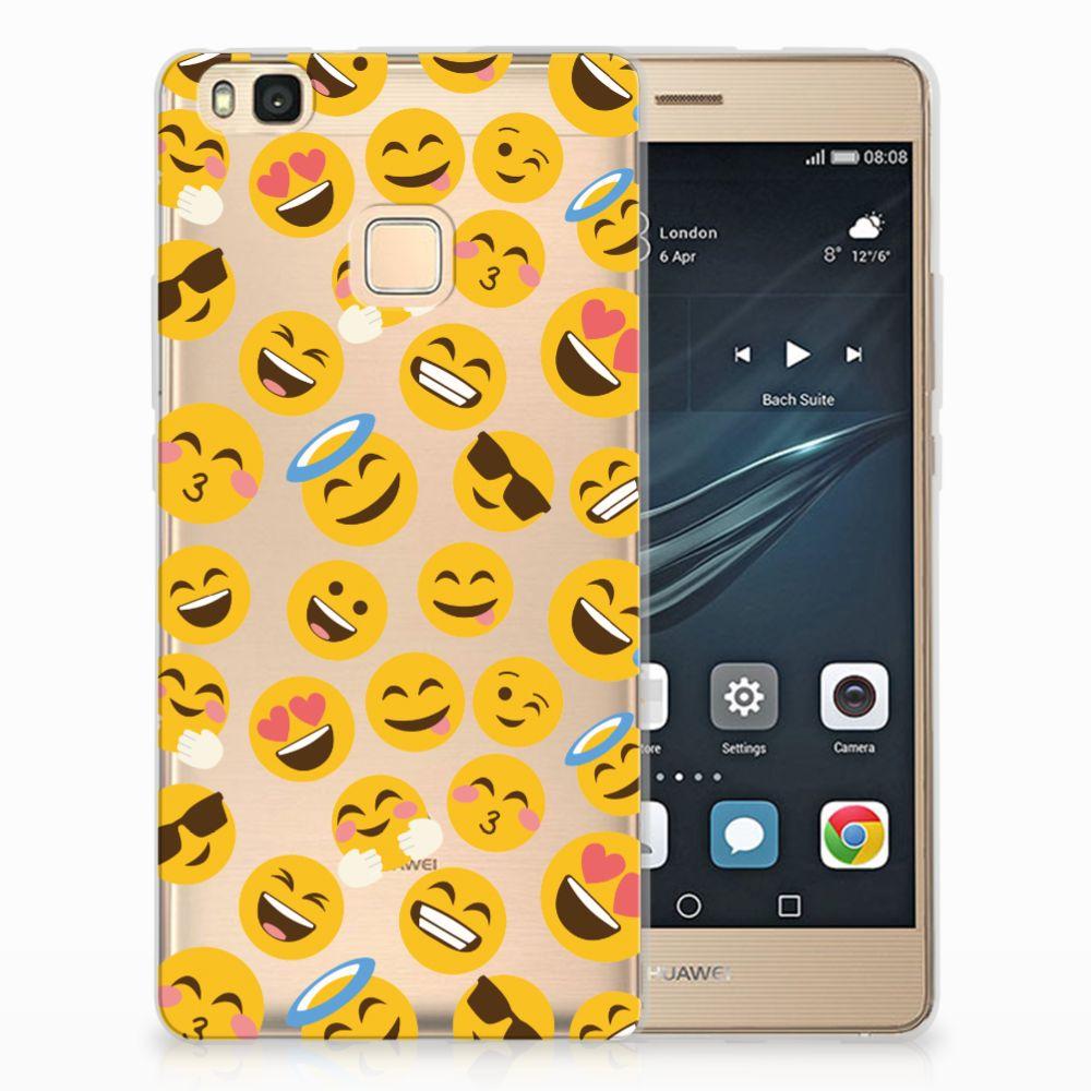 Huawei P9 Lite TPU Hoesje Design Emoji