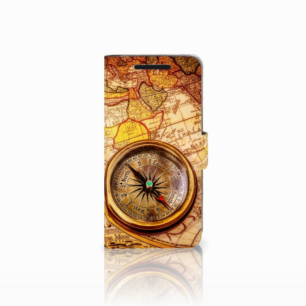 HTC One M9 Flip Cover Kompas